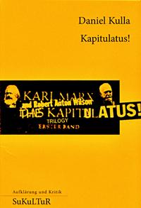 Daniel Kulla Kapitulatus Illuminal Sukultur Cover