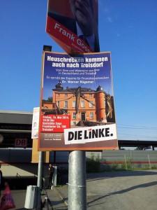 Heuschrecken kommen nach Troisdorf